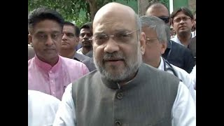 Hindi will unite the country: Amit Shah