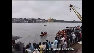 Andhra Pradesh: Tourist boat capsizes in Godavri River, no casualties reported