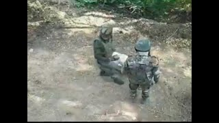 Watch: Indian Army diffuse live mortar shell that was fired by Pakistan