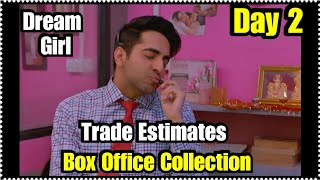 Dream Girl Box Office Collection Estimates Day 2