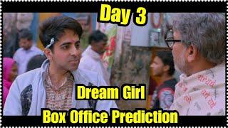 Dream Girl Box Office Prediction Day 3