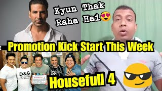 Housefull 4 Movie Promotion To Kick Start In This Week