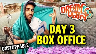 Dream Girl | Day 3 | Official Box Office Collection | Ayushmann Khurrana, Nushrat