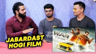 WAR Trailer Reaction And Excitement By Akshay Kumar Fans | Hrithik Roshan | Tiger Shroff
