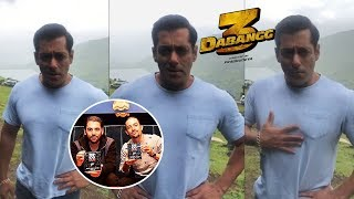 Salman Khan Vote Appeal For His Friends Dimitri Vegas And Like Mike