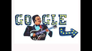 Google honours legendary singer BB King on 94th birth anniversary with doodle