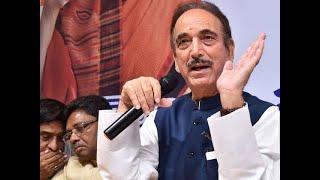 Supreme Court allows Ghulam Nabi Azad to visit J-K