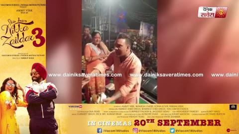 Master Saleem ਨੇ Live Show ਦੌਰਾਨ ਸਾਰੇ ਪੈਸੇ ਪਾਏ ਔਰਤ ਦੀ ਝੋਲੀ ਚ | Dainik Savera