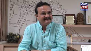 What is the situation of the real estate sector   Sujitbhai Udani   ABTAK MEDIA