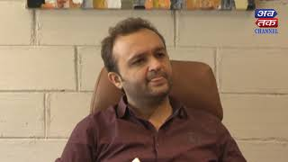 What is the situation of the real estate sector | Pinakbhai Popat | ABTAK MEDIA