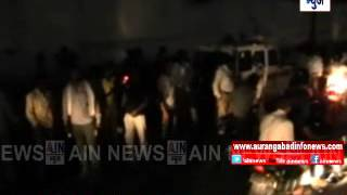 Aurangabad : बायजीपुरात विनाहेल्मेटधारी दुचाकीस्वरांवर कारवाई