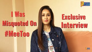 Chahat Khanna Exclusive Interview - Prashthanam Movie