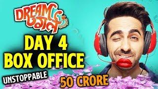 Dream Girl | Day 4 | Official Box Office Collection | Ayushmann Khurrana, Nushrat