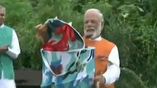 Narendra Modi birthday: PM visits Butterfly Park eco-tourism site in Kevadiya, Gujarat