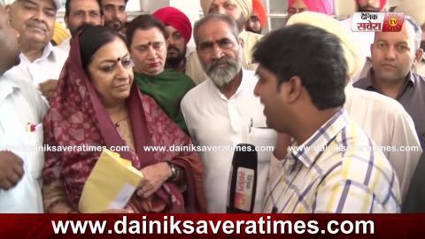 Exclusive Interview :  Asha Kumari से सुनिए आज Punjab Congress की Meeting में क्या हुए फैसले