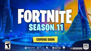 Fortnite SEASON 11 Trailer Story Revealed