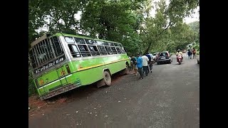 Unintimated Trench Leads To Another Bus Tragedy!