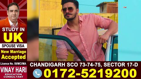 Tyson Sidhu | Jatta Ve | Desi Crew | Bunty Bains | First look | Dainik Savera