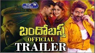 BandoBast Movie Official Trailer   Surya    Telugu Latest Movies Trailer 2019    Top Telugu TV