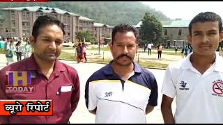 17 SEP N 12 Rajendra Thakur of Mandi will show strength Cross Country Championships.
