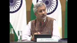 PoK part of India, one day we will have physical jurisdiction over it: EAM Jaishankar