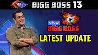 Salman Khan's Bigg Boss 13 Latest Update | Shocking Twist