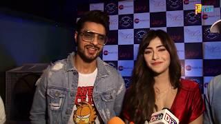 Fitte Muh Song Launch - Angela Krislinzski, Ajaz Khan, Vin Rana & Aslam Khan