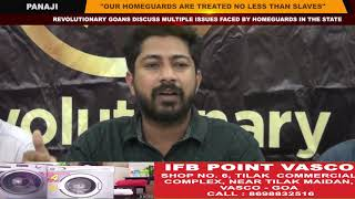 Our Homeguards Are Treated No Less Than Slaves - Revolutionary Goans
