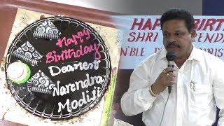 Happy Birthday Modi! Sopte Donates Rs 50,000 To Sanjay School