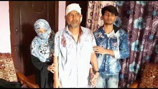 Ghareeb Shaks Par Rowdyshetter Ke Bhai Ne Kiya Janleva Humla | @ SACH NEWS |