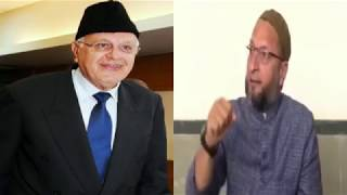 Asaduddin Owaisi Speaks On Detention Of Farooq Abdullah Under PSA  @ | SACH NEWS |