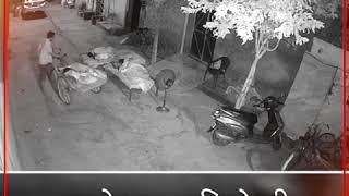 Ludhiana में मां के साथ सोती बच्ची को अगवा करने की कोशिश CCTV  में कैद हुई वारदात