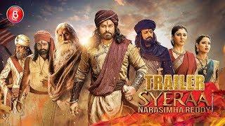 Sye Raa Narasimha Reddy Trailer | Chiranjeevi | Amitabh Bachchan | Ram Charan | Nayanthara | Review