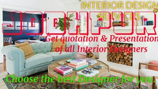 JODHPUR    INTERIOR DESIGN SERVICES ~ QUOTATION AND PRESENTATION~ Ideas ~ Living Room ~ Tips ~Bedroo