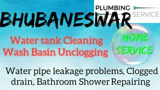 BHUBANESWAR   Plumbing Services ~Plumber at your home~ Bathroom Shower Repairing ~near me ~in Buil