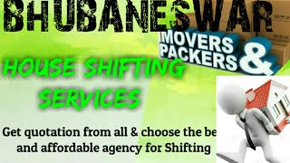 BHUBANESWAR      Packers & Movers ~House Shifting Services ~ Safe and Secure Service  ~near me 1280x