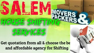 SALEM    Packers & Movers ~House Shifting Services ~ Safe and Secure Service ~near me 1280x720 3 78