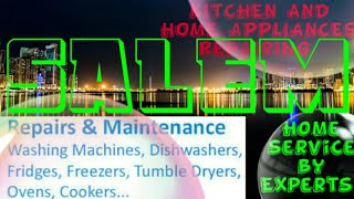 SALEM     KITCHEN AND HOME APPLIANCES REPAIRING SERVICES ~Service at your home ~Centers near me 1280