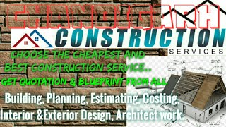 CHANDIGARH    Construction Services ~Building , Planning,  Interior and Exterior Design ~Architect