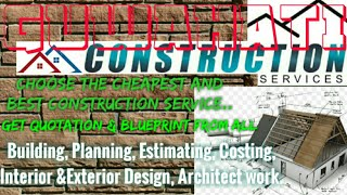 GUWAHATI    Construction Services ~Building , Planning,  Interior and Exterior Design ~Architect  12