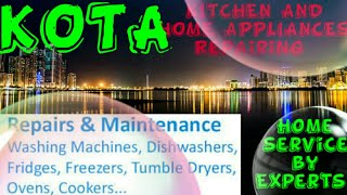 KOTA    KITCHEN AND HOME APPLIANCES REPAIRING SERVICES ~Service at your home ~Centers near me 1280x7