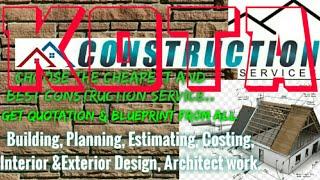 KOTA      Construction Services ~Building , Planning, Interior and Exterior Design ~Architect 1280