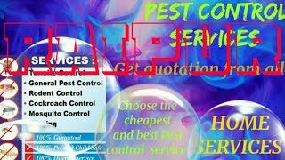 RAIPUR      Pest Control Services ~ Technician ~Service at your home ~ Bed Bugs ~ near me 1280x720 3