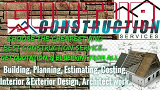 GUNTUR    Construction Services ~Building , Planning,  Interior and Exterior Design ~Architect  1280