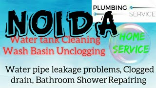 NOIDA      Plumbing Services ~Plumber at your home~ Bathroom Shower Repairing ~near me ~in Buildin