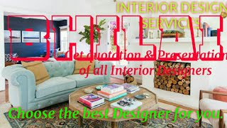 BHILAI    INTERIOR DESIGN SERVICES ~ QUOTATION AND PRESENTATION~ Ideas ~ Living Room ~ Tips ~Bedroom