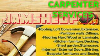 JAMSHEDPUR    Carpenter Services ~ Carpenter at your home ~ Furniture Work ~near me ~work ~Carpent