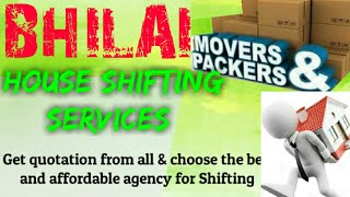 BHILAI    Packers & Movers ~House Shifting Services ~ Safe and Secure Service  ~near me 1280x720 3 7