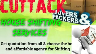 CUTTACK    Packers & Movers ~House Shifting Services ~ Safe and Secure Service  ~near me 1280x720 3