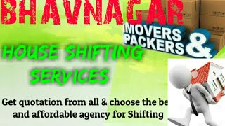 BHAVNAGAR    Packers & Movers ~House Shifting Services ~ Safe and Secure Service  ~near me 1280x720